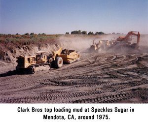 Speckles Sugar Mendota California 1975
